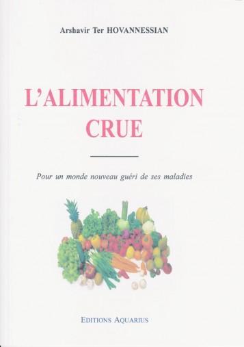 L'ALIMENTATION CRUE