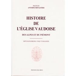 HISTOIRE DE L'EGLISE VAUDOISE